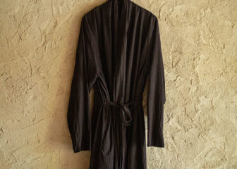 Beautiful Silk cotton haori robe02